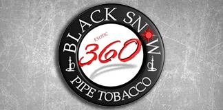 360° Black Snow