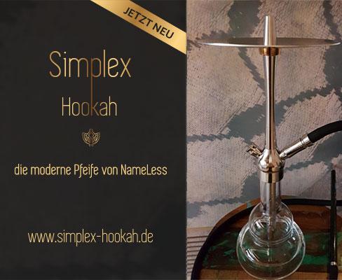 Simplex Hookah